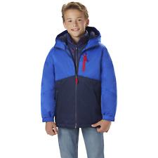 Boys' Kimball Kids 3-in-1 System Jacket Blue XS #NKXMJ-1267