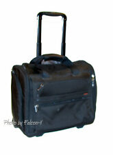 TUMI Alpha 'Boston' Wheeled Weekender Duffel Bag Carry-On Boarding Case - 22051