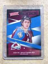 10-11 UD Victory Rookie RC Black Parallel #301 KEVIN SHATTENKIRK