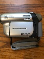 Sony Handycam Dcr-dvd92 With Battery (Untested) No Charger With Strap