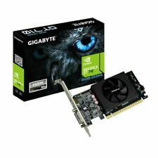 Gigabyte GeForce GT 710 2GB Graphic Cards GV-N710D5-2GL