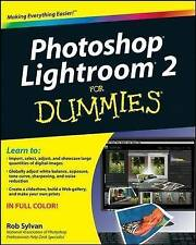 Photoshop Lightroom 2 For Dummies by Sylvan, Rob ( Author ) ON Sep-05-2008, Pape