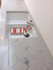 Carrara White Quartz Kitchen Worktop | Quality Worktops | Affordable prices