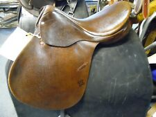 "Courbette Classic All Purpose English Saddle 17"" seat"