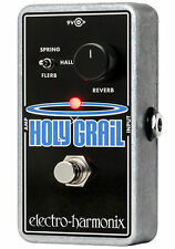 BRAND NEW!! Electro-Harmonix Nano Holy Grail reverb pedal FREE Shipping in U.S.!
