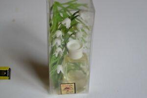 Ancienne Miniature de parfum Muguet de  LIF