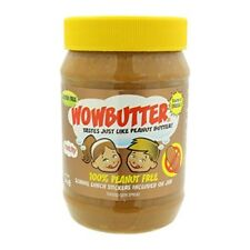 Wowbutter Wowbutter - Crunchy Toasted Soya Spread