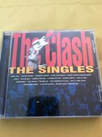 The Singles - The Clash (1999) (CD)