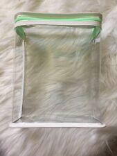 Clinique Makeup Train Case Transparent TRAVEL BAG