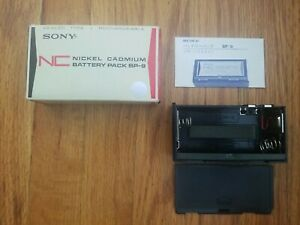 Sony Nickel Cadmium Battery Pack - replacement that uses C batteries