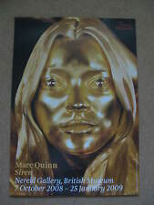MARC QUINN:SCULPTURE OF KATE MOSS - BRITISH MUSEUM EXHIBITION POSTER