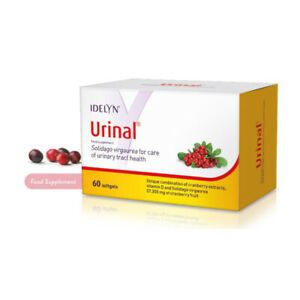 URINAL Cranberry Extract by Walmark Idelyn 60 cap