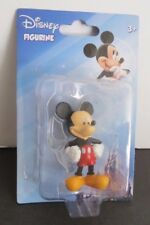 DISNEY FIGURINE ~ MICKEY MOUSE ~ BEVERLY HILLS TEDDY BEAR ~ NEW ~ 1+ SHIP