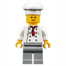 LEGO Creator Minifigure - Baker - NEW from set 10255