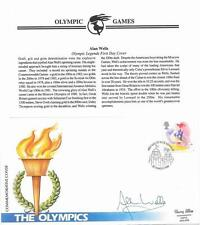 Olympics First Day Covers