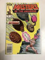 Master Of The Universe (1986) # 2 (NM) Canadian Price Variant CPV ! Movie !