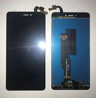 NUOVO TOUCH SCREEN LCD DISPLAY VETRO PER XIAOMI REDMI NOTE 4X Global Nero + GLS