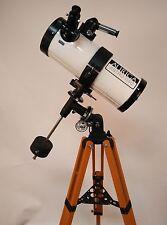 Telescopio Newtoniano Auriga 114C Vintage Made in Japan!