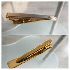 Pince à cravate vintage CÉLINE doré et argenté