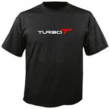 TURBO T Shirt, S to 3X, t type, regal, we4, 1987, v6, buick, grand national