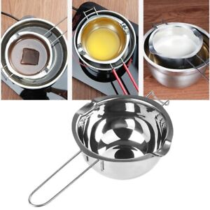 Stainless Steel Wax Melting Pot Double Boiler For DIY Wedding Scented Candle