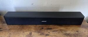 Bose 418775 Solo 5 TV Sound System - Black Speaker Only