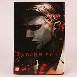 Mnaga Bücher Band 01 Neuwertig Deutsch Beyond Evil Miura Ogino Kaze