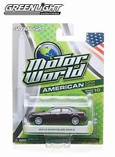 BROWN METALLIC 2013 CHRYSLER 300C GREENLIGHT 1:64 SCALE DIECAST METAL CAR