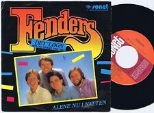FENDERS Det Løgn Danish 45PS 1982 Eurovision