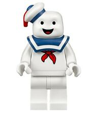 LEGO GHOSTBUSTERS DIMENSIONS MINIFIGURE STAY PUFT MARSHMALLOW MAN