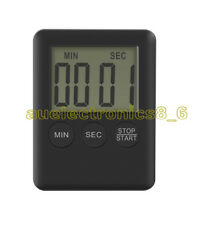 LCD Display Digital Kitchen Cooking Timer Count-Down Up Clock Alarm Magnetic AU