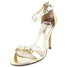 Stiletto Synthetic High (3 to 4 1/4) Heel Height Sandals for Women