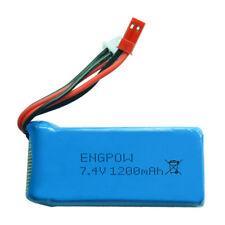 7.4V 1200mAh 30C Lipo Battery for MJX X101 WLtoys V353B JJRC H16 RC Drone Well