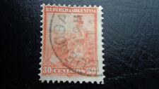 Argentinien, Republica Argentina, Stamps, 1905, 30 Centavos, gestempelt