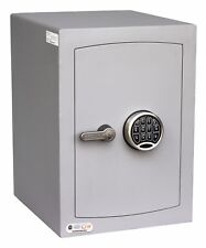 Securikey Mini Vault Silver S2 Size 2 Keypad Operated Safe - £4K Cash Rating