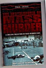 THE ENCYCLOPEDIA OF MASS MURDER ~ Brian Lane & Wilfred Gregg~CHILLING COLLECTION