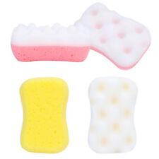 Bath Sponge Massage Multi Shower Exfoliating Body Shower Scrubber Skin-Care TO