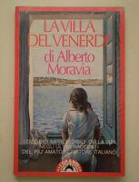C348 LA VILLA DEL VENERDì ALBERTO MORAVIA I GRANDI TASCABILI BOMPIANI 1992