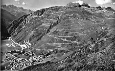 Ansichtskarte Andermatt gegen Oberalp