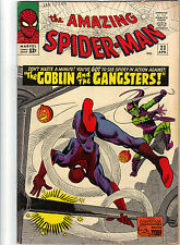 Amazing Spiderman  #23  VF-   3rd Green Goblin