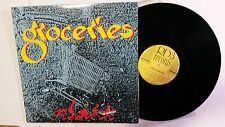 GROCERIES - Self Titled s/t PRIVATE '83 New Wave Post Punk Alt Rock
