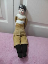 "early 16"" German China head doll"