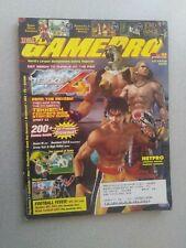 INSERTS ATTACHED!!! Gamepro Magazine # 168 September 2002 Tekken 4, Zelda Waker