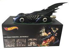 1:18 Hotwheels Batmobil 1995 Batman Forever Batmóvil BLY43 Heritage