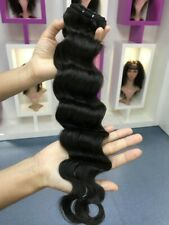 FunmzyHaur 8A Brazilian loose  Deep Wave 14inch 3 Bundle Deal 300g