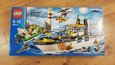 LEGO City 60014 Coast Guard Patrol (2013) | New, Unopened, Great Condition