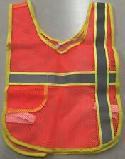 Deluxe Reflective Safety Running, Walking, Vest by Unique DRV-1, FREE SHIPPING!