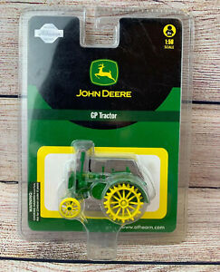 John Deere 1/50TH Scale Model Diecast GP Tractor Made By Athearn