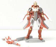 "Iron Man 2  Hasbro 4"" Action Figure Space Flight Pack Avengers Tony Stark"