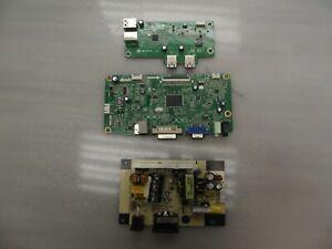 "Acer B246WL 24"" Monitor main board , power suplay . usb board."